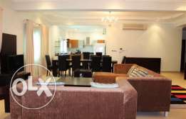 Zinj area 3 bedroom Spacious luxury fully furnished apartment Rent 900