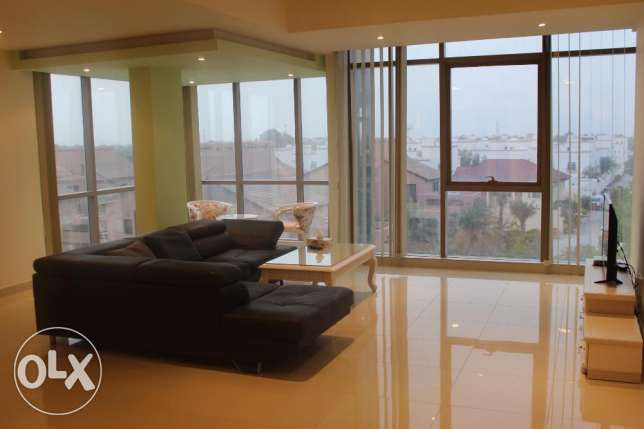 Horizon 3 BR flat near Saar / Maids room, Pool, Gym