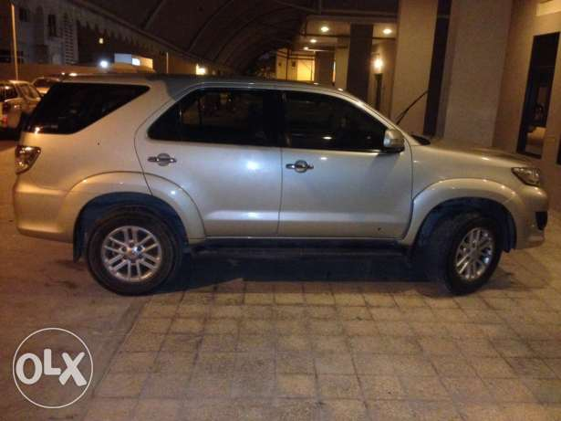 Toyota Fortuner V4 2014 For Sale