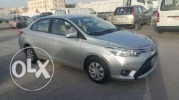 for sale toyota yaris 1.5 model 2014