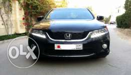 Honda accord coupe 2014 full option