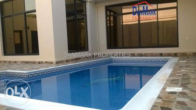 Brand New 4 BR semi Villa wit Pvt.Pool for rent 1000/ INCLUSIVE