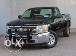 Chevrolet Silverado 1500 5.3L 2WD LT Regular Cabin 2012 Black For Sale