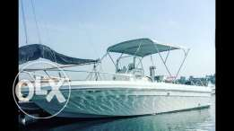 Fun family fishing boat for sale