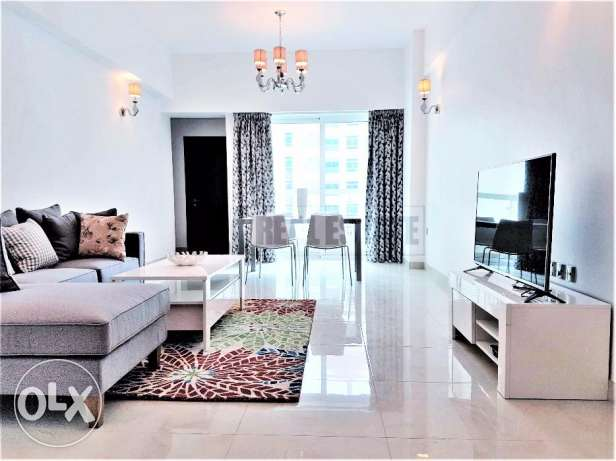 High Floor, Modern,Fully Furnished 1br - Brand New Tower