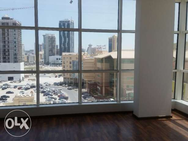 Office available in a well known tower at Seef in a prominent location