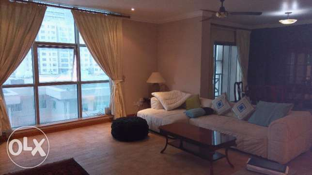 2 BR Fully Furnished Apartment Juffair Near Lulu