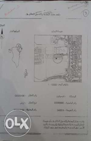 B6 Land for sale in Busateen (3) BHD.952,500/-
