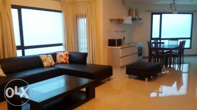 Fully furnished 2 bedrooms apartment in New Hidd