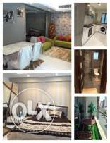 Amwaj 1bedroom flat for rent, fully furnished