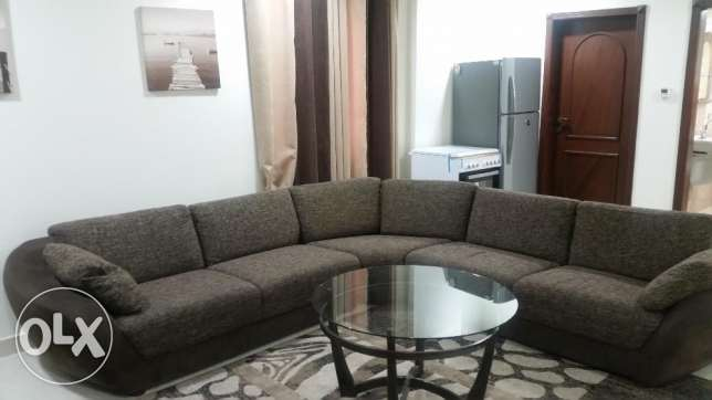Accessible and nice two bedroom available in Al Suwaifiya, Sanabis