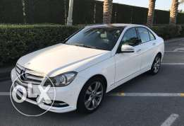2014 Mercedes Benz C200 - Great Price