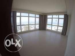 Breath taking view apartment for rent in Amwaj Island