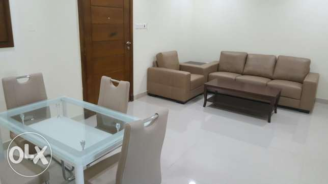 Brand new/ new hidd/fully furnished with balcony