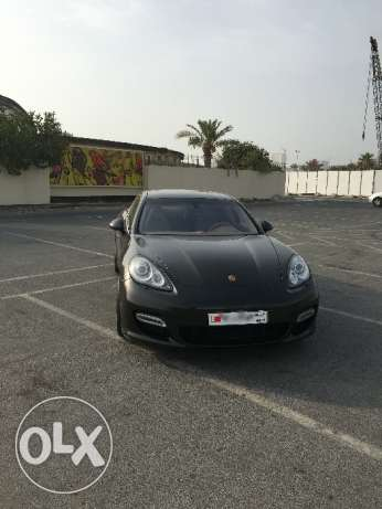 Panamera Turbo Full option جزر امواج  -  2
