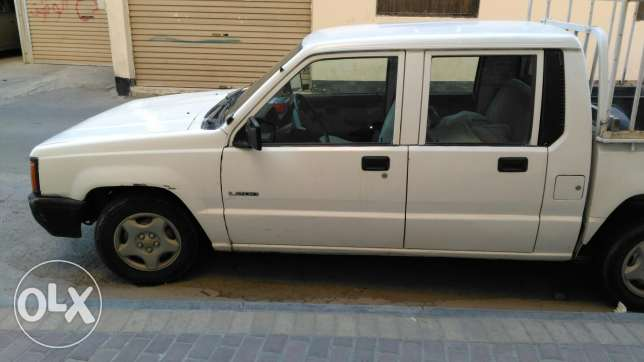 For urgent sale Mitsubishi pickup dual cabin good condition