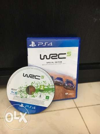 W.S.C 5 Special edition