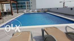 Penthouse for rent in juffair - Navy budget