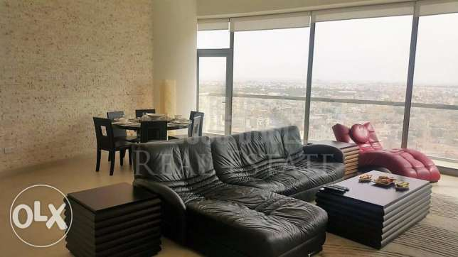 Lavish 2BR apartment in great tower