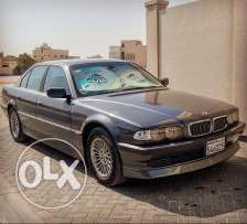 Bmw 740i for sale