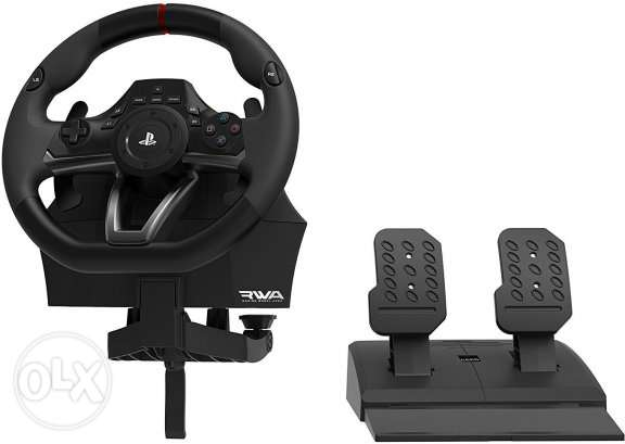 Hori RWA PS4/PS3/PC steering wheel