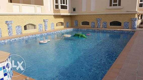 fully furnished apartment in close to Saudi causeway
