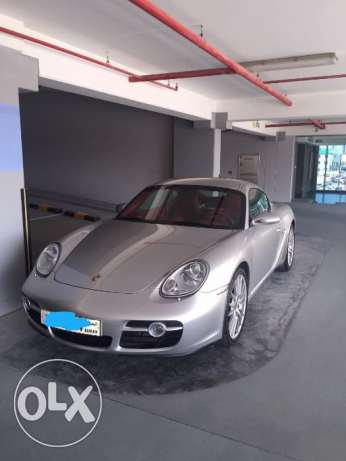 Porsche Cayman Sport Chrono Pack 2008 very low milleage
