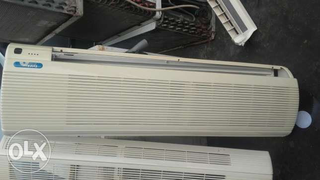 2ton split ac for sale good conditions good working with fexing