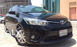 Yaris, 1.5E - The Car in brand new condition.