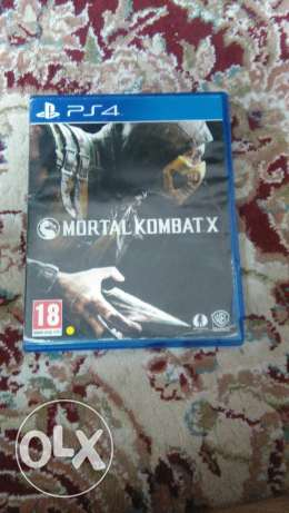 ps4 game•mortal kombat x