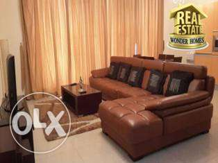 SPACIOUS 2 Bed room modern APARTMENT for rent MAHOOZ