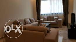brand new 3 bedroom fully furnished in new hidd/exclusive