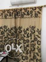 2 Curtains in excellent condition