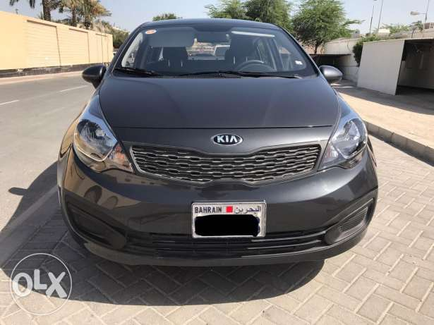 Low kms kia rio for urgent sale