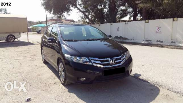 2012 model Well maintained Honda City