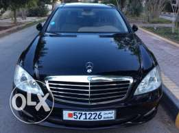 For Sale 2008 Mercedes Benz S350L Bahrain Agency