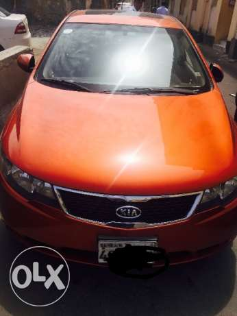 Kia cerato, Fully Automatic ,Leather interior ,camera sensor ,sunroof