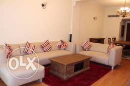 2 bedroom amazing flat in Mahooz/ fully furnished will all facilities
