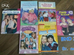 Mary Kate and Ashley books + others