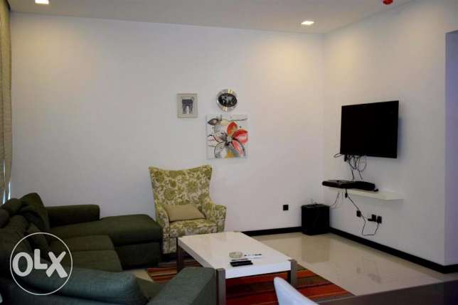 A Exciting Fully Furnished Flat For Rent At Hidd (Ref No: 39HDSH)
