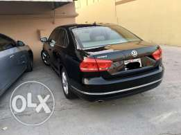 volkwegen passat 2013 full option under warranty