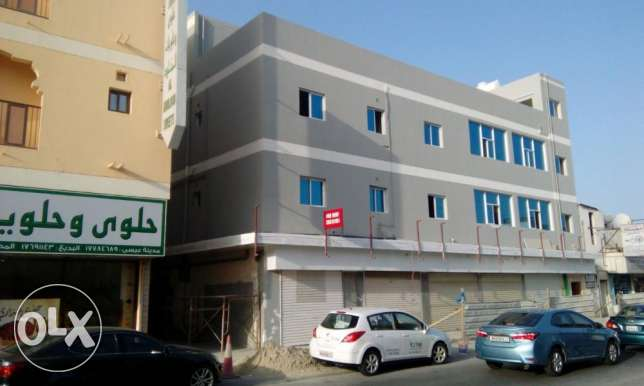 Brand New Unfurnished Residential / Commercial Flats For Rent In Tubli