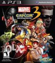 Im looking for 2nd hand ps3 games like marvel vs capcom