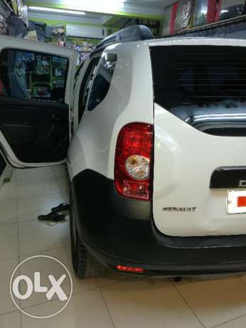Renault duster 2013 dealer maintained