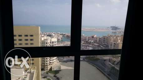 1 BR Apt in Luxury Building of Amwaj Sea View for Sale