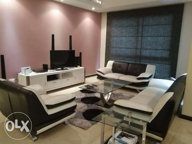 BD 450 fully furnished 2 bedrooms for rent/Juffair