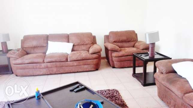 5 Br villa for rent in juffair inclusive