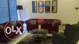 BD 450/ JANABIYAH Luxury 2 bedroom Fully Furnished Flat for rent