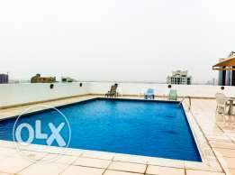 Complete Sea View Furnished 1 BR Apartment