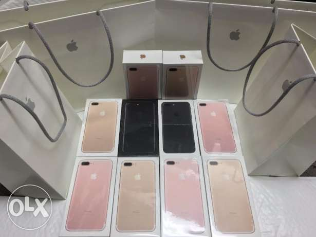 Iphone 7 plus 256gb sim free